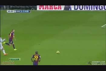 Benzema deixa Barcelona KO no Bernabéu