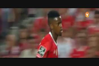 2ª J: Benfica-V.Setúbal 16/17