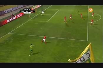 1ª J: Tondela-Benfica 16/17
