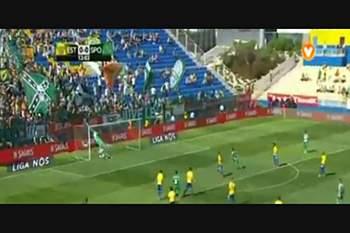 32J: Lances Estoril - Sporting 14/15