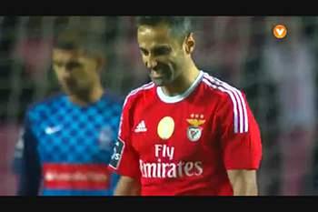 16ª J: Benfica - Marítimo
