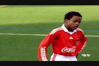 A despedida sentida do Benfica a Renato Sanches