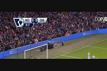 Foi assim que o Chelsea abateu o Manchester City