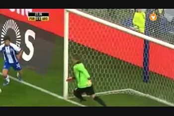 25ª J: FC Porto - Arouca 14/15