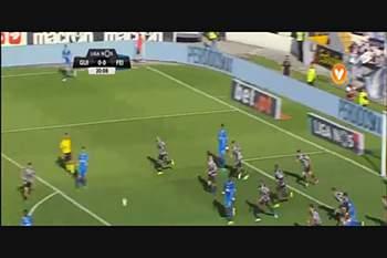 34ªJ: Vitória Guimarães - Feirense 16/17