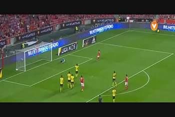 9.ª J: Benfica-P.Ferreira 16/17