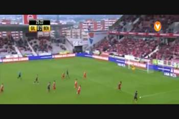 31ª J: Gil Vicente - Benfica 14/15