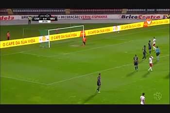 25ªJ Chaves - SC Braga 16/17