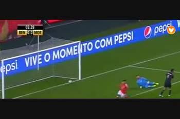 TP: Lances Benfica - Moreirense