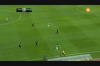Os golos de Slimani na Liga 2015/16