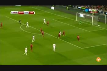 Qual. Euro: Portugal - Sérvia