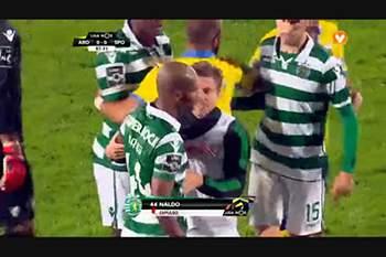 10ª J: Arouca-Sporting
