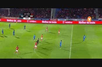 24.ªJ: Feirense-Benfica 16/17
