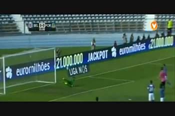 33ª J: Belenenses-FC Porto