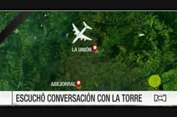 """As últimas palavras do piloto da Lamia: """"Ajudem-nos a chegar à pista"""""""