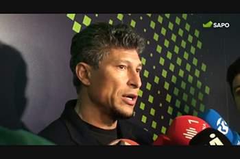 """Balakov: """"Adeptos sportinguistas têm de ter paciência"""""""