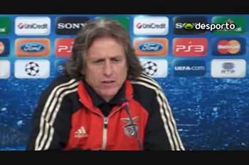 LC: Benfica - Zenit