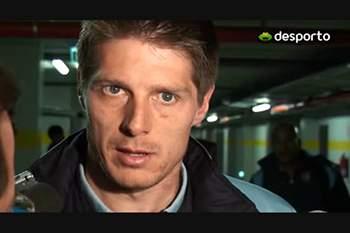 Adriano Facchini «Algo me dizia que não perderíamos o jogo»