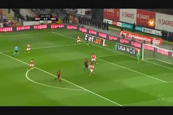 22ª J: Sp. Braga - Benfica 16/17