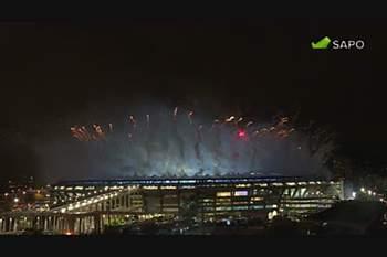 Um Carnaval carioca no encerramento dos Jogos Olímpicos