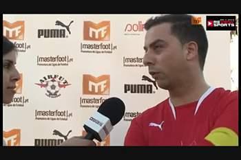 Final Nacional Masterfoot 2011