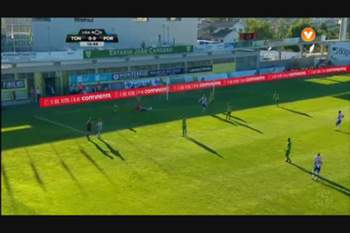 5.ª J: Tondela - FC Porto 16/17