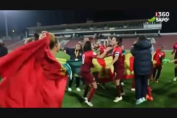Portugal faz história no futebol feminino