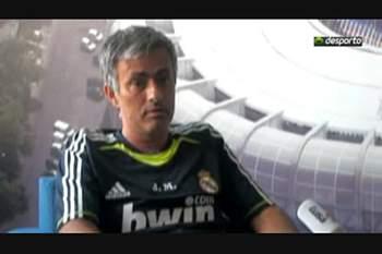 """Mourinho e """"as duas coisas engraçadas"""""""