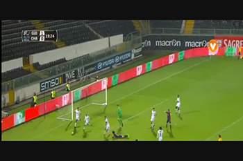 TP: V. Guimarães - Chaves (meias-finais 16/17)