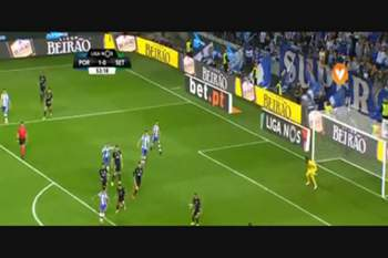FC Porto, Jogada, André Silva, 52m
