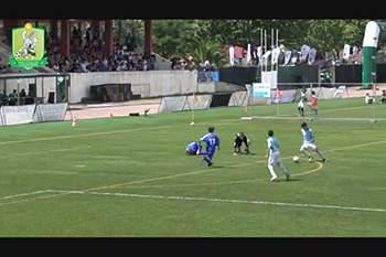Uma lição de 'fair play'. Sub-12 do Celta oferecem golo ao FC Porto