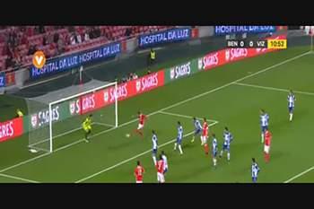 TL 16/17: Benfica x Vizela Vídeos