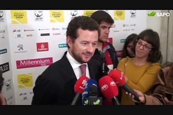 Tenista do Top-10 pode participar no Estoril Open
