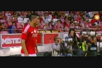 Liga (9ª J): Resumo Benfica 1-0 Rio Ave