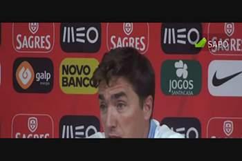 Rui Jorge lembra: Albânia já tirou Portugal de um Euro sub-21