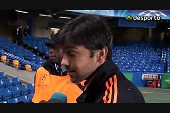 Paulo Ferreira elogia atuação do Benfica