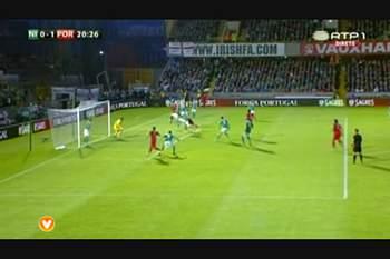Qual. Mundial2014: Irlanda-Portugal