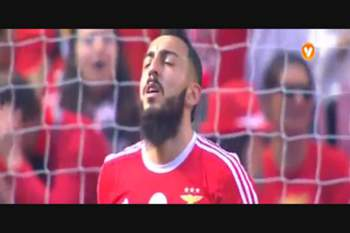 34ª J: Benfica-Nacional 15/16