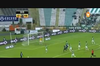 31ªJ: Vitória Setúbal - FC Porto 14/15