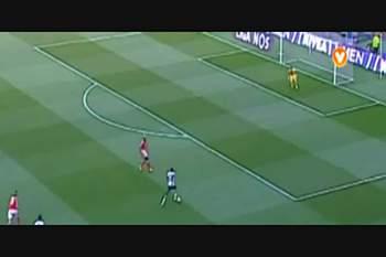 34J: Benfica - Marítimo 14/15