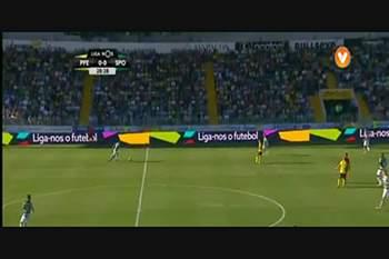 2.ªJ: P. Ferreira-Sporting 16/17