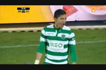 19ª J: Arouca-Sporting