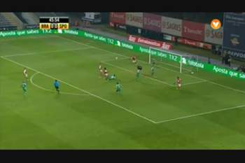16ª J: Braga-Sporting
