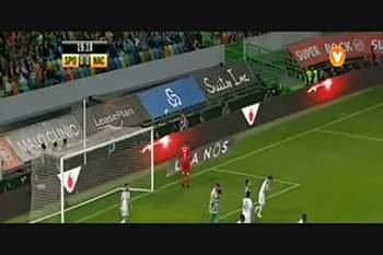 31.ª J: Sporting-Nacional