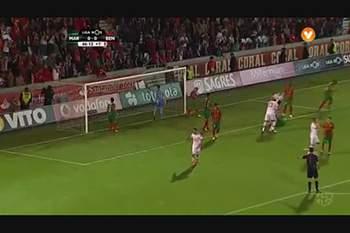 33ª J: Marítimo-Benfica 15/16