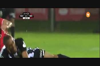 3.ªJ: Nacional-Benfica 16/17