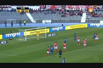 29ª J: Belenenses-Benfica