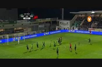 25ª J. 16/17: Tondela - Sporting