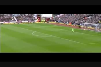 Rooney faz grande golo ao West Ham