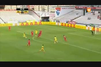Lances Gil Vicente - Sporting 14/15
